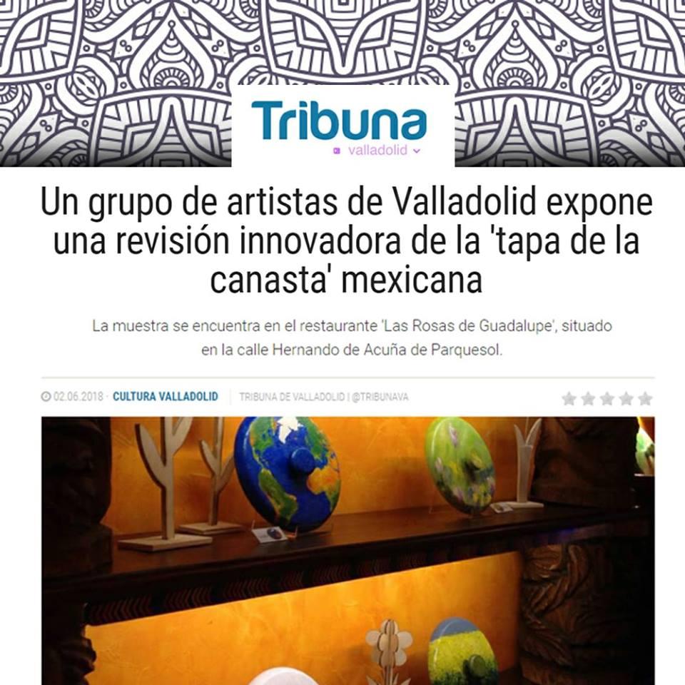 Artículo Tribuna Valladolid